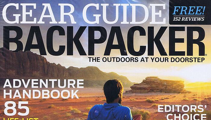 米Backpacker誌が選ぶ2014年秋冬ベスト・アウトドア・ギアまとめ(バックパック編)