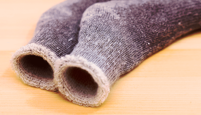 Review:THERMOHAIR SOCKS(サーモヘアソックス)この冬最も愛用した至福の靴下