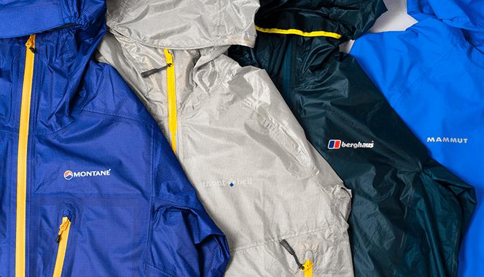 【2016年版】最新鋭の素材と機能が満載!ランニングやファストパッキングにおすすめの超軽量レインウェア10着