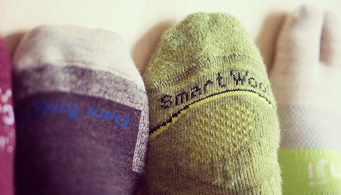 登山用靴下を甘く見てはいけない5つの理由と最適な靴下の選び方