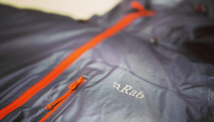 Review:Rab(ラブ)Flashpoint Jacket(フラッシュポイントジャケット) これだけのパフォーマンスでこの軽さは事件