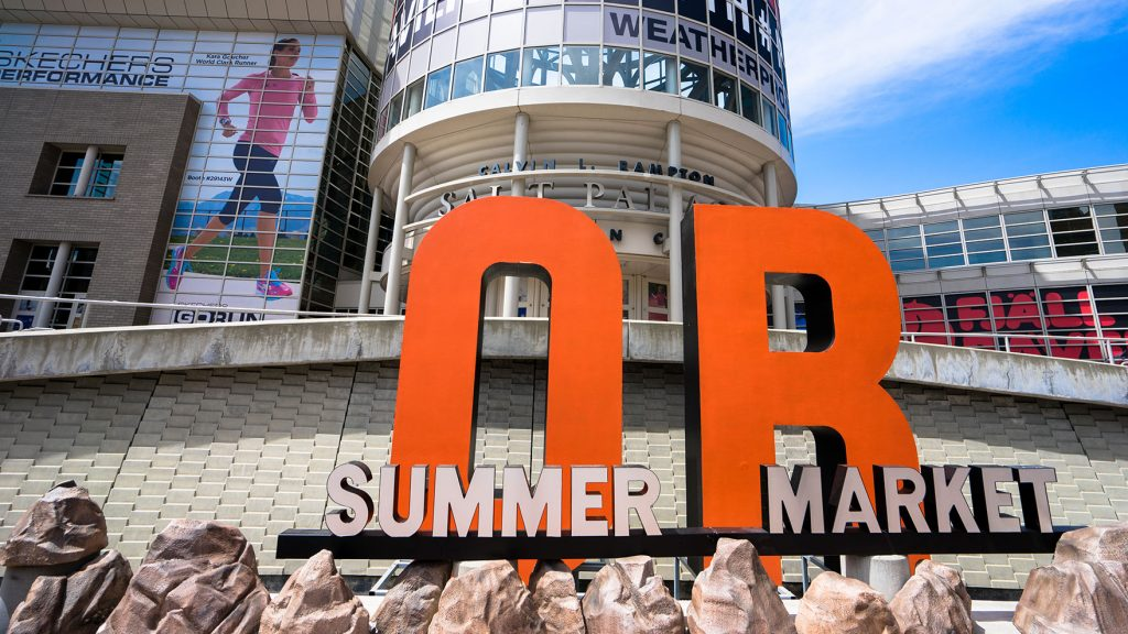 【今年も】世界最大級のアウトドアギア見本市『Outdoor Retailer Summer Market 2016』に行ってきます
