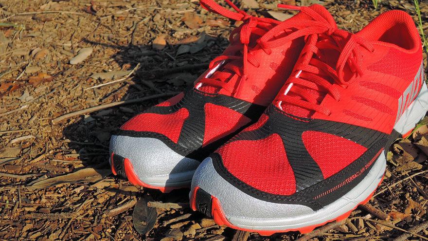 Review:inov8 TERRACLAW250 足とシューズの一体感が最高に気持ちいい!山を駆けるための一足