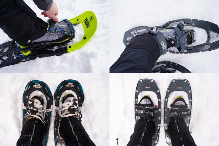 Snowshoes_binding