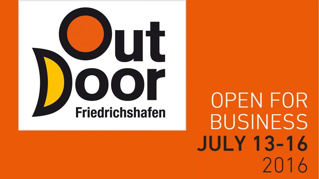 最新の山道具、ドイツに集結! 欧州最大規模のアウトドア・ギア見本市『The OutDoor Show Friedrichshafen 2016』に参加します!