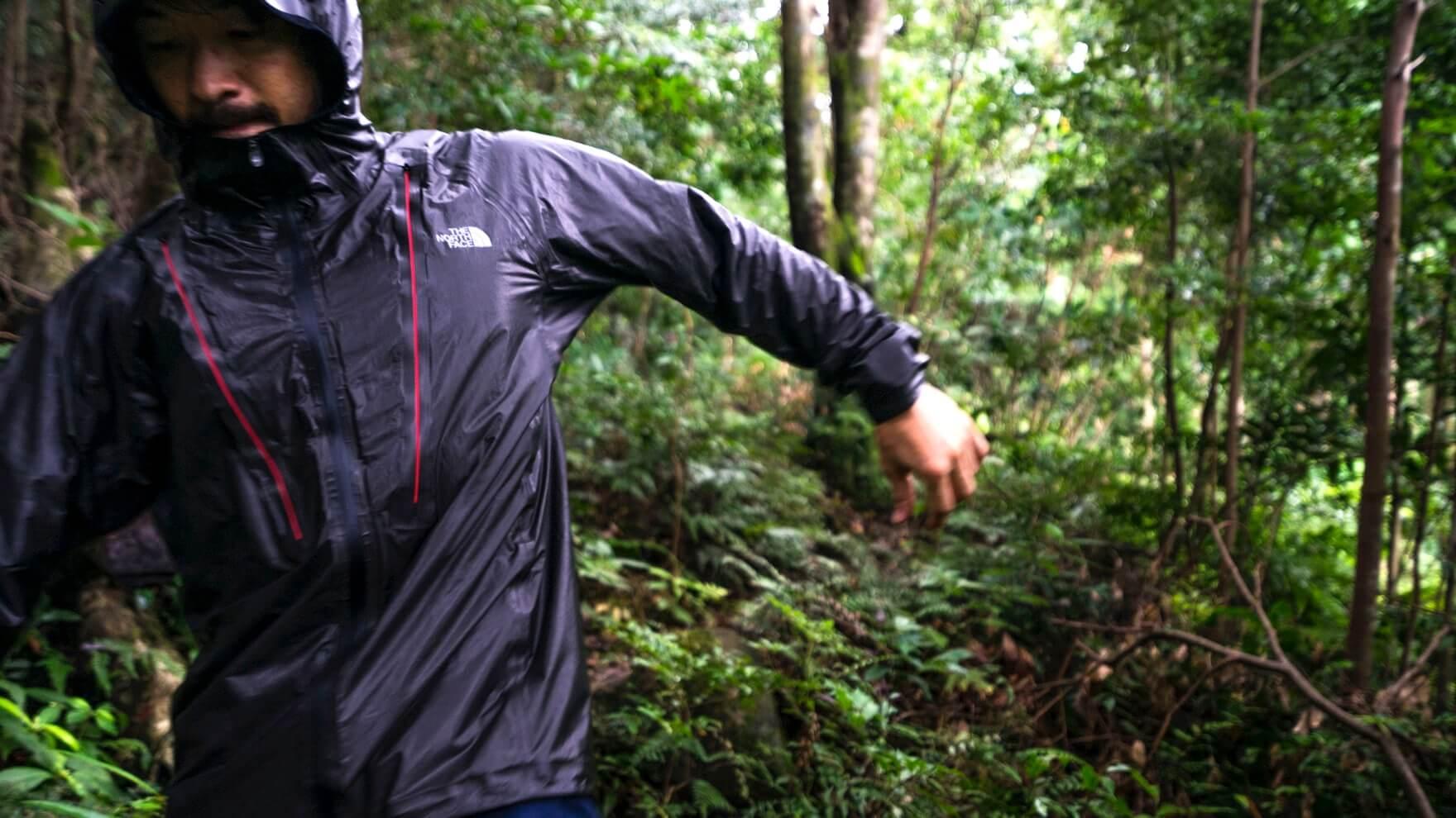 Review:The North Face ハイパーエアーGTXフーディ ガチなランナーにこそ着て欲しい、どこまでも雨を弾き続ける超高性能レインジャケット