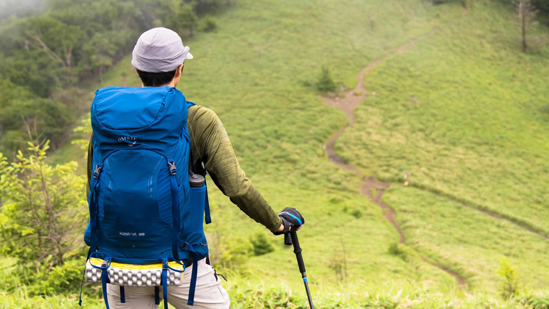 Review:OSPREY ケストレル 38 非の打ちどころがない登山向け万能バックパックは「完成」から「円熟」へ。