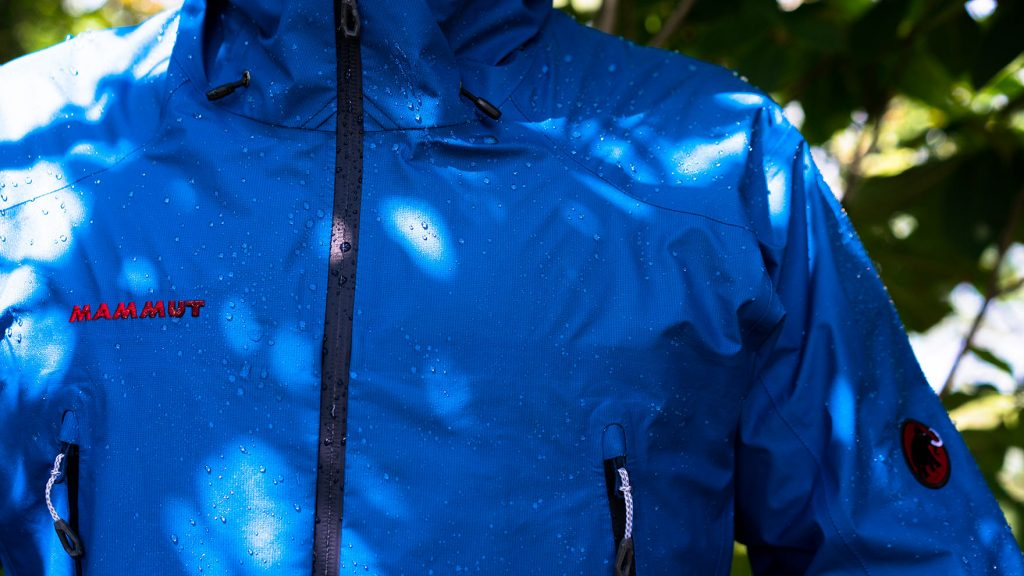 Review:MAMMUT(マムート)GORE-TEX QUANTUM ULTRA-LIGHT JACKET 近年まれに見る完成度の高さに脱帽