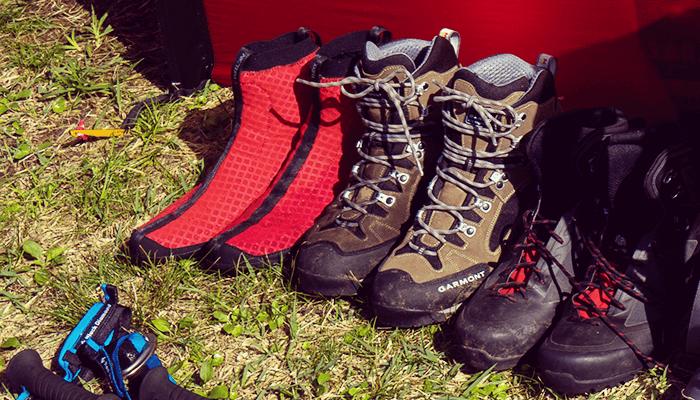 比較レビュー:登山ショップ店員のおすすめトレッキングシューズを履き比べてみた