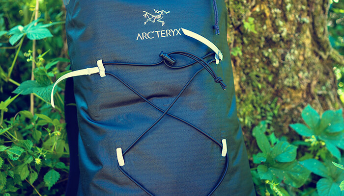 First Look: Arc'teryx ALPHA FL 30