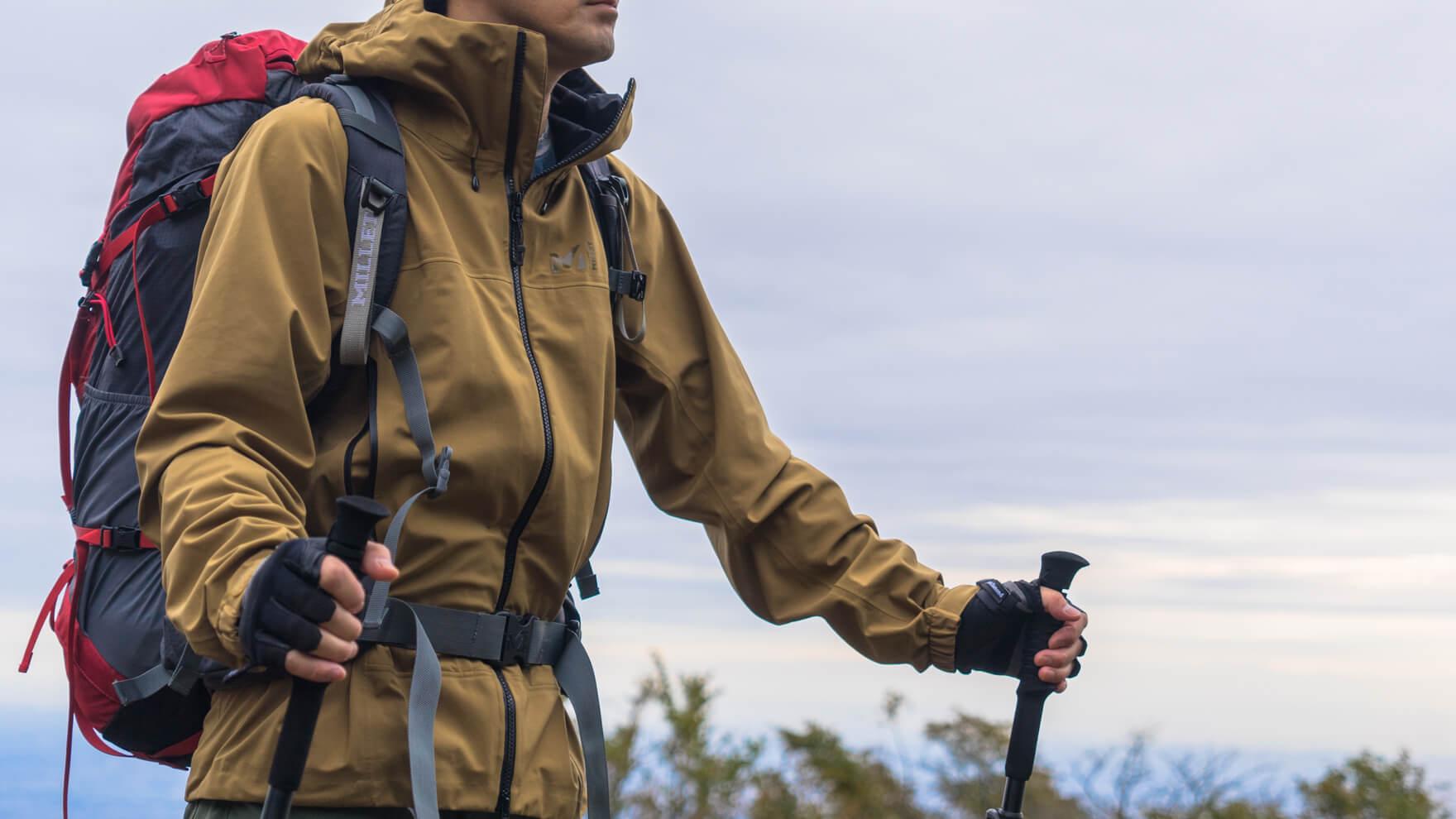 Review:MILLET ティフォン 50000 ウォーム ストレッチ ジャケット 防水・高透湿・伸縮・保温でもって着心地好し。これ以上何を望みますか?