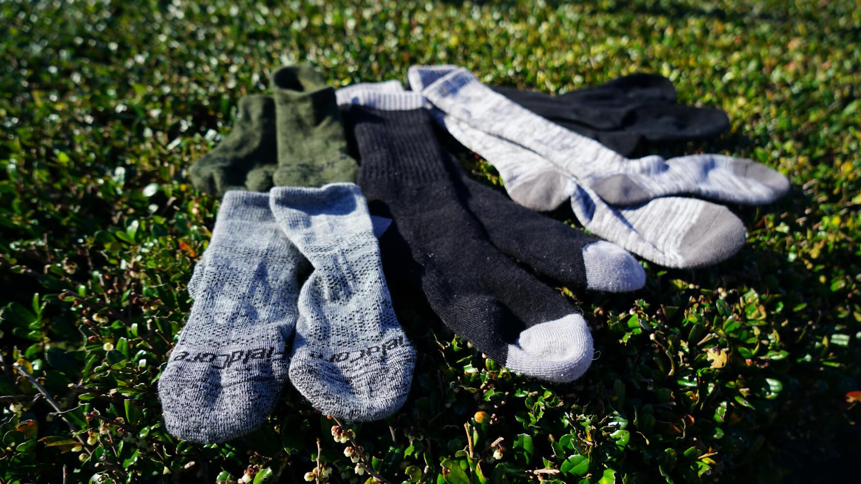 アンバサダーがワークマンの秋冬新作をチェック!【3】 メリノウール!トウガラシ!冬向けソックス履き比べ