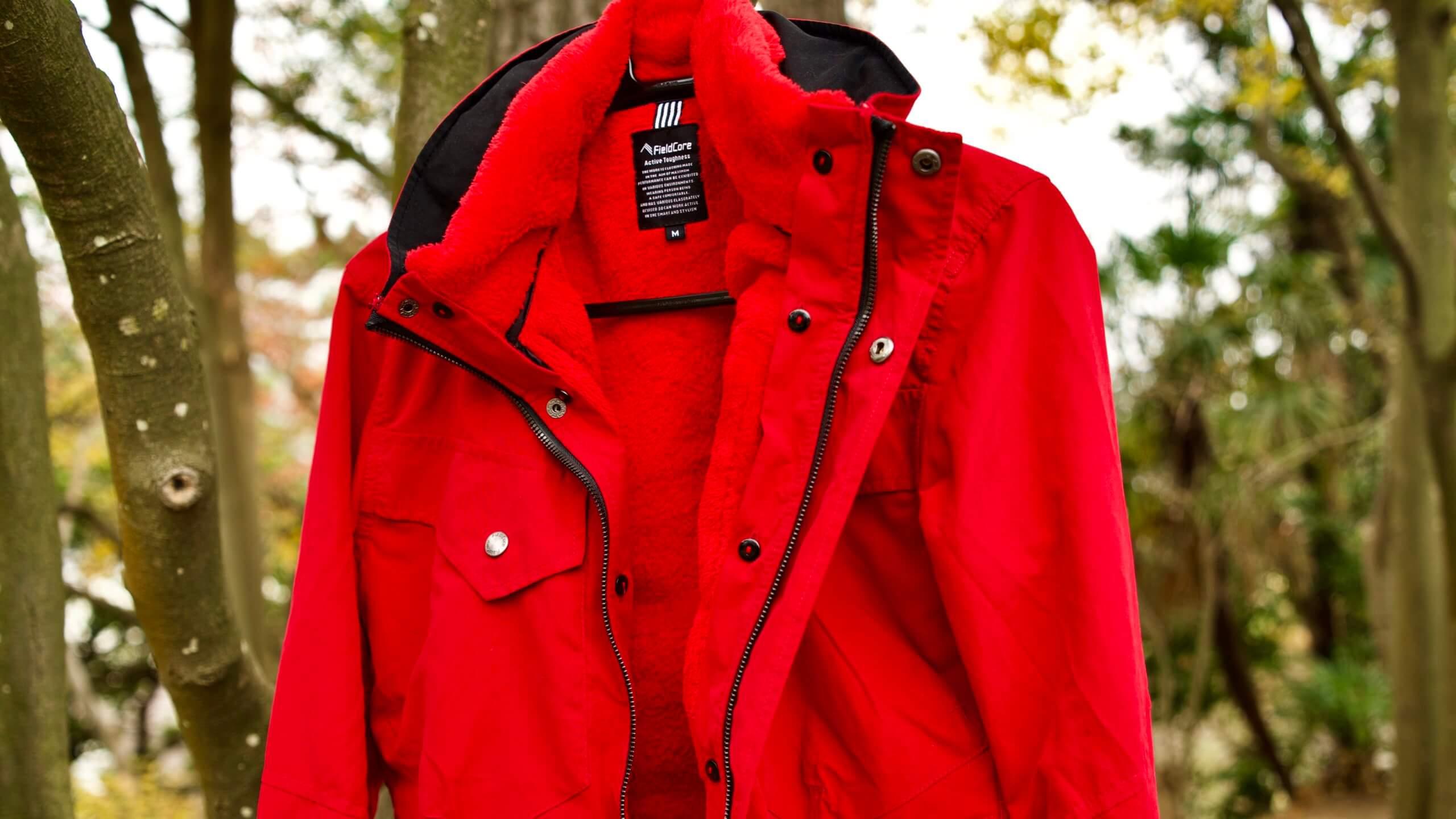 アンバサダーがワークマンの秋冬新作をチェック!【7】組み合わせ次第で3WAY。使い方自由自在なジャケット&フリースベストは買い!?