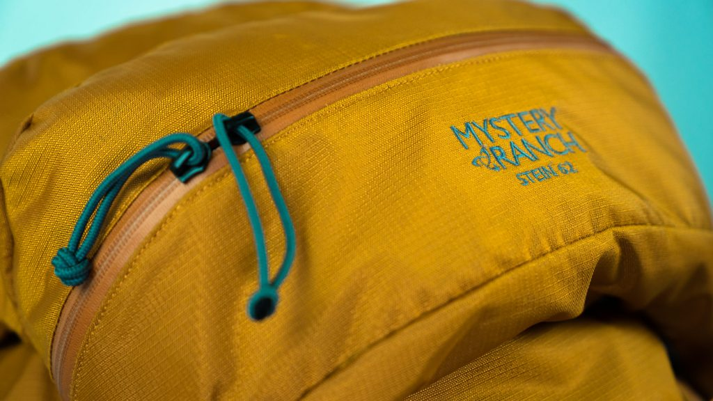 Review:MYSTERY RANCH STEIN 62 デザインだけじゃ終わらない、思わずうなる合理的な機能の数々