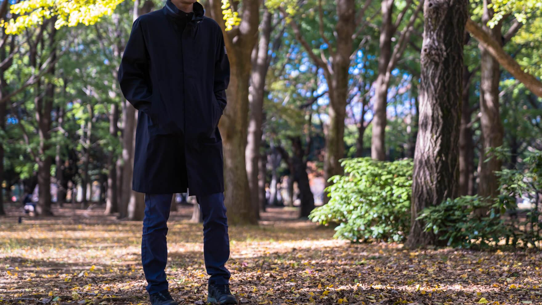 Review:街着の顔して中身は超本格。F/ACSION KENROKUは都会と自然をシームレスに行き来する人に似合う服