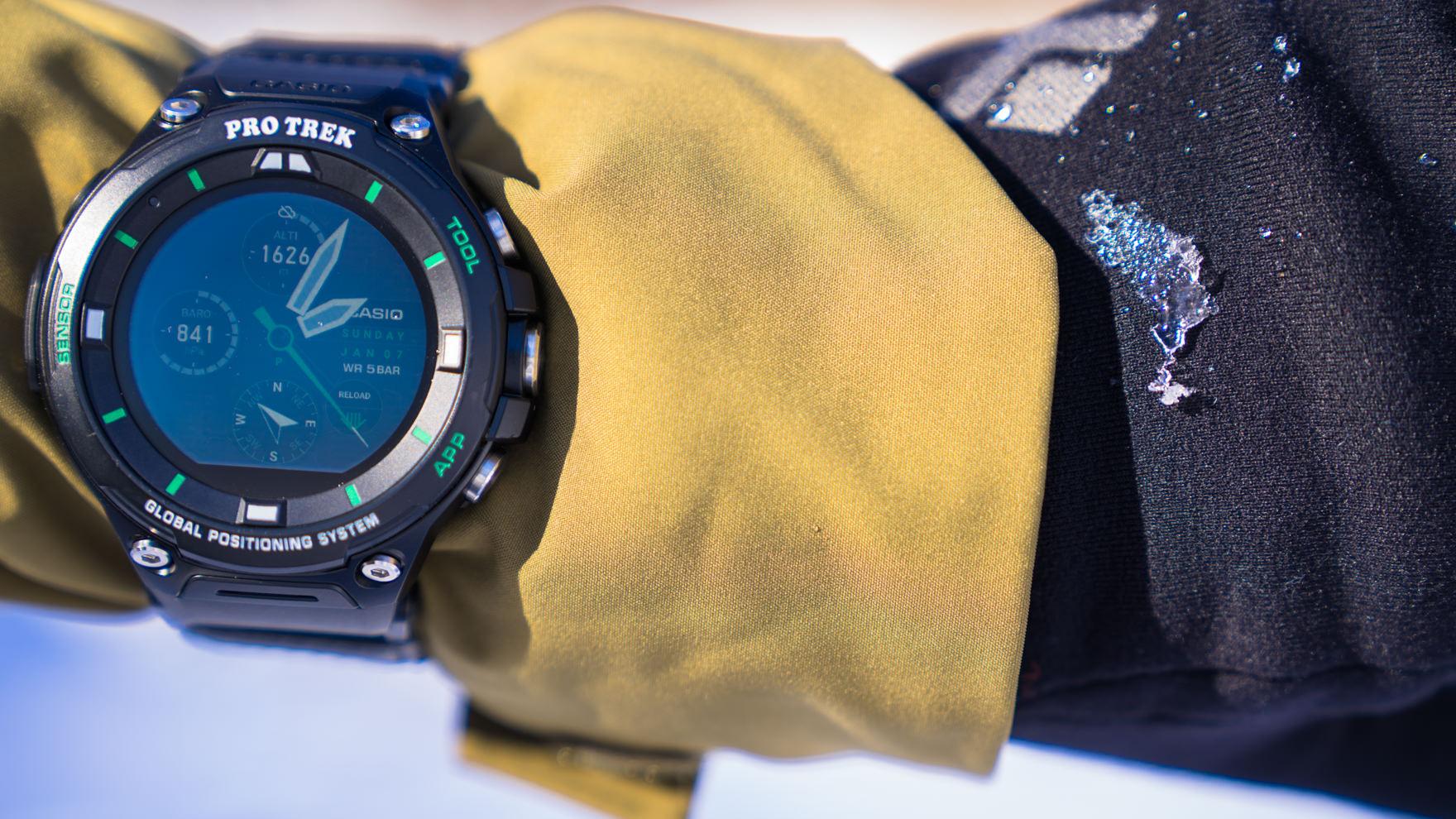 337b9e5f8c Review:冬仕様のカシオ PRO TREK Smart WSD-F20Xで冬のアウトドアを遊び尽くす | Outdoor Gearzine