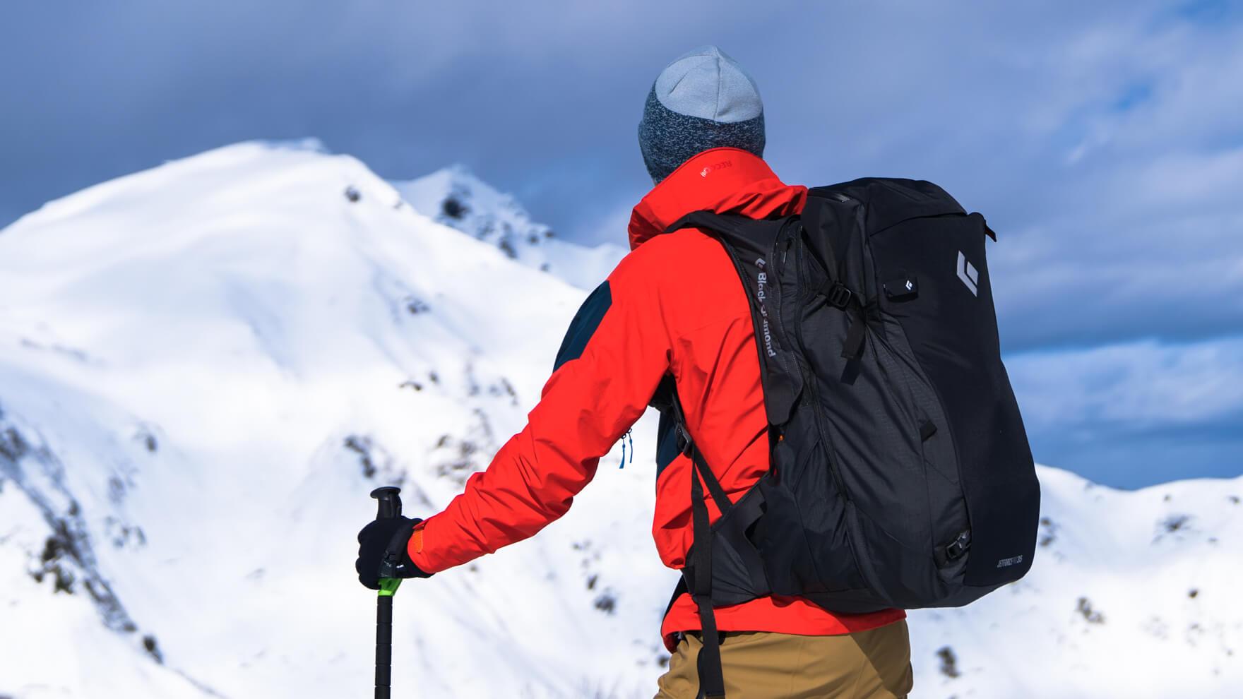 Review:雪山安全装備の新定番、アバランチエアバッグ。Black Diamond ジェットフォースプロのすすめ