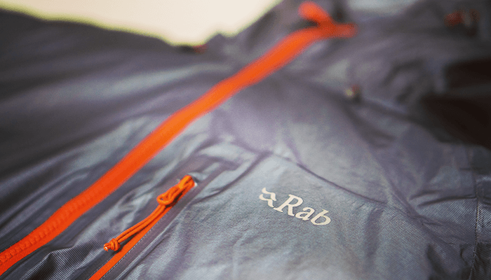 Review:Rab Flashpoint Jacket これだけのパフォーマンスでこの軽さは事件