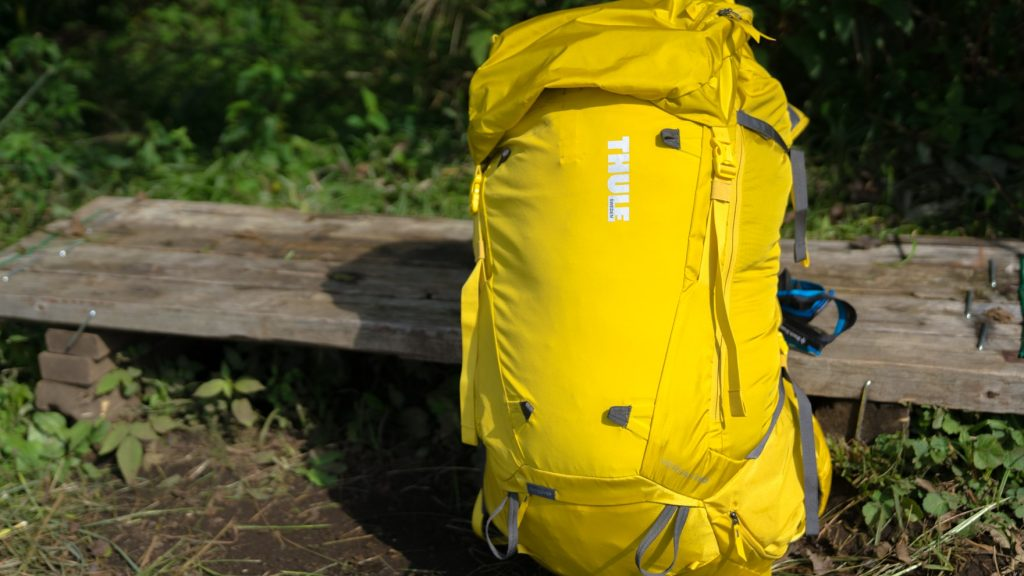 Review:THULE Versant 60 街めぐりから長期縦走まで、アクティブな旅人に選ばれるべきバックパック