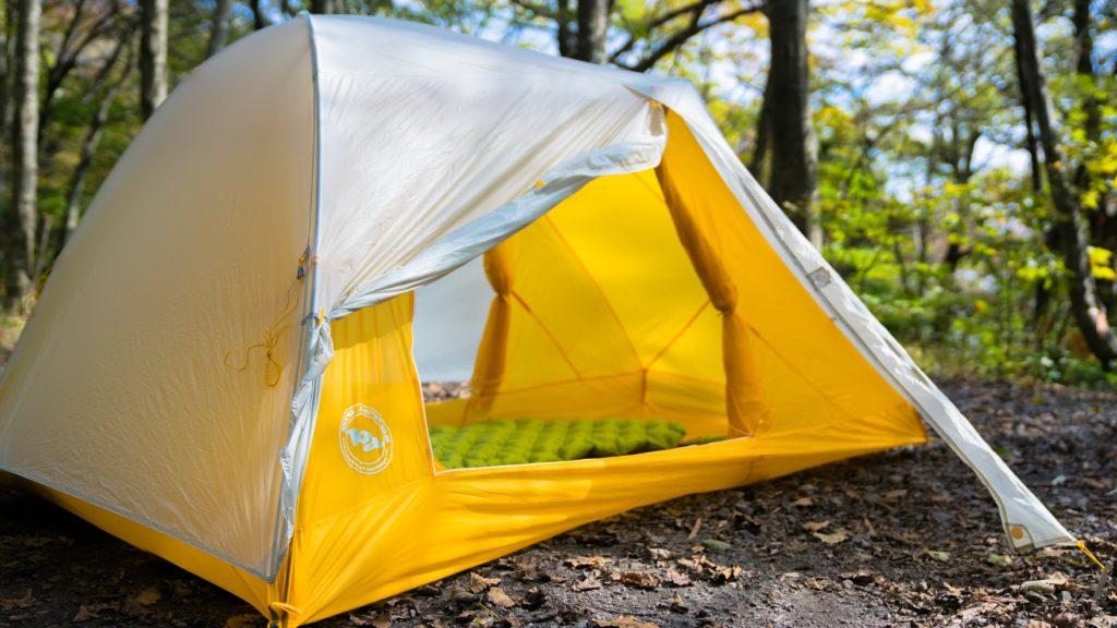 Review:タイガーウォール UL2 EX ソロでもペアでも、軽さと快適さを兼ね備えた日本仕様の超軽量テント