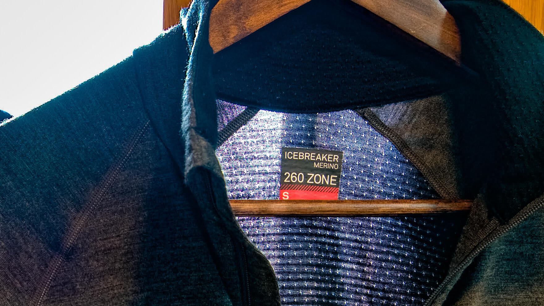 Review:icebreaker メリノウール ベースレイヤー ゾーンシリーズ 最新メリノウールは「暖かい!」だけじゃないんです。