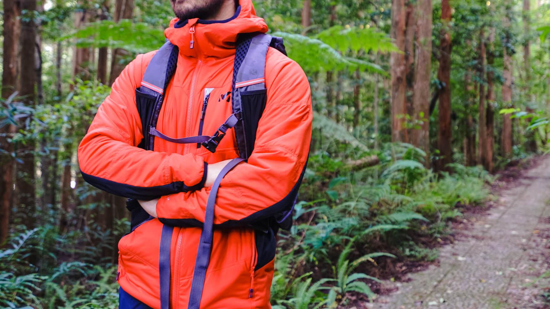 Review:MILLET ブリーザー トイ フーディ 秋冬行動着の決定打といっていい。超撥水機能が加わったアクティブインサレーションジャケット