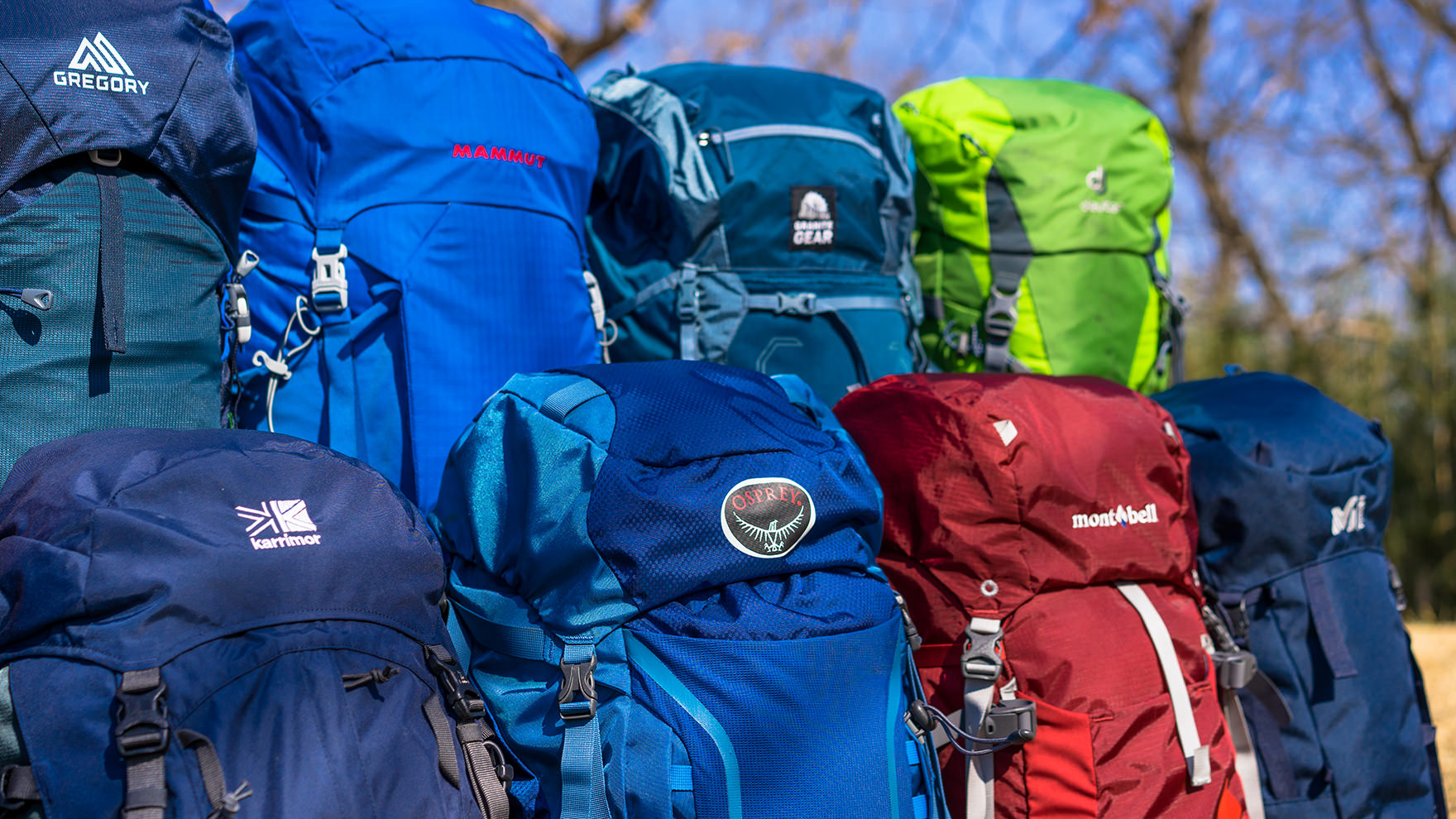 d15ee11d2948 比較レビュー:これから登山をはじめる人に最適な入門バックパックを比べてみた | Outdoor Gearzine