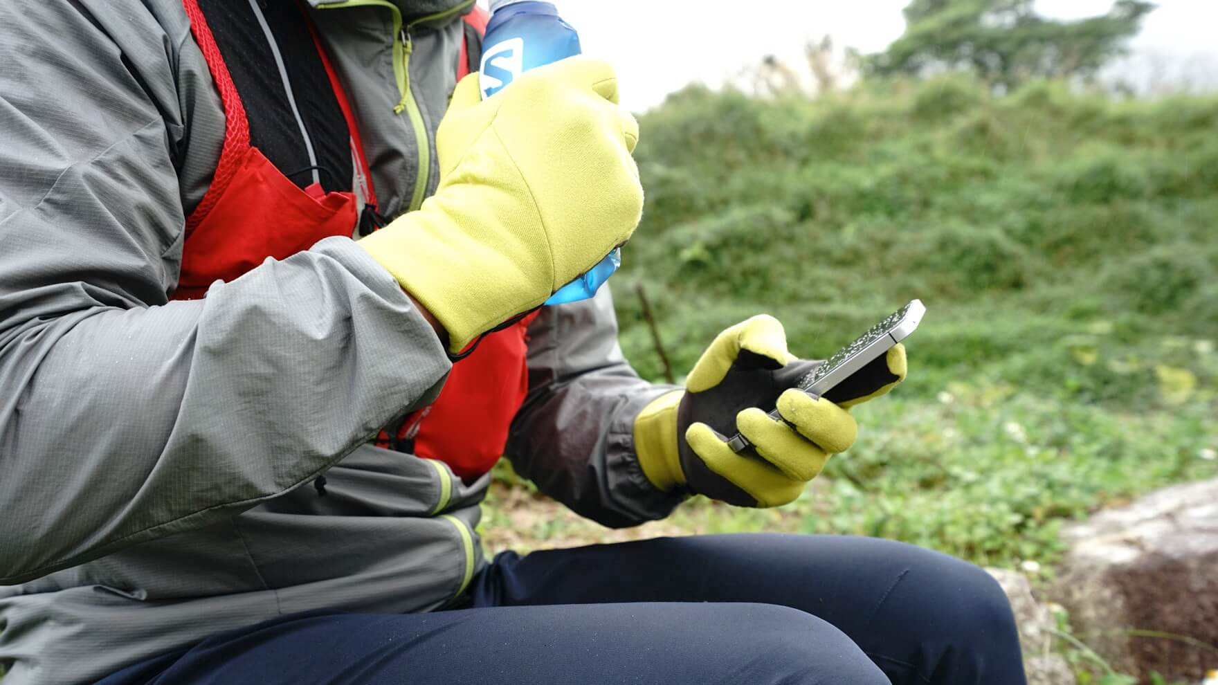 Review:handson grip Tracker 何この馴染みよさ。手袋職人の技術が集約された Japan made のアウトドアグローブ