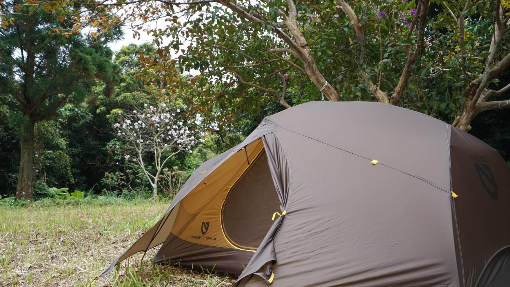 Review:NEMO ダガーストーム2P ドーム型なのに室内が広い!抜群の居住性とバランスの良さを誇る山岳テント
