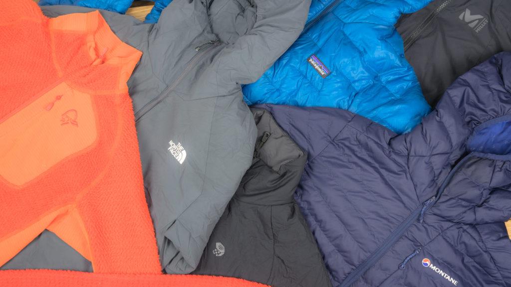 比較レビュー:この冬着てみて分かった、化繊インサレーションジャケットのベストチョイス