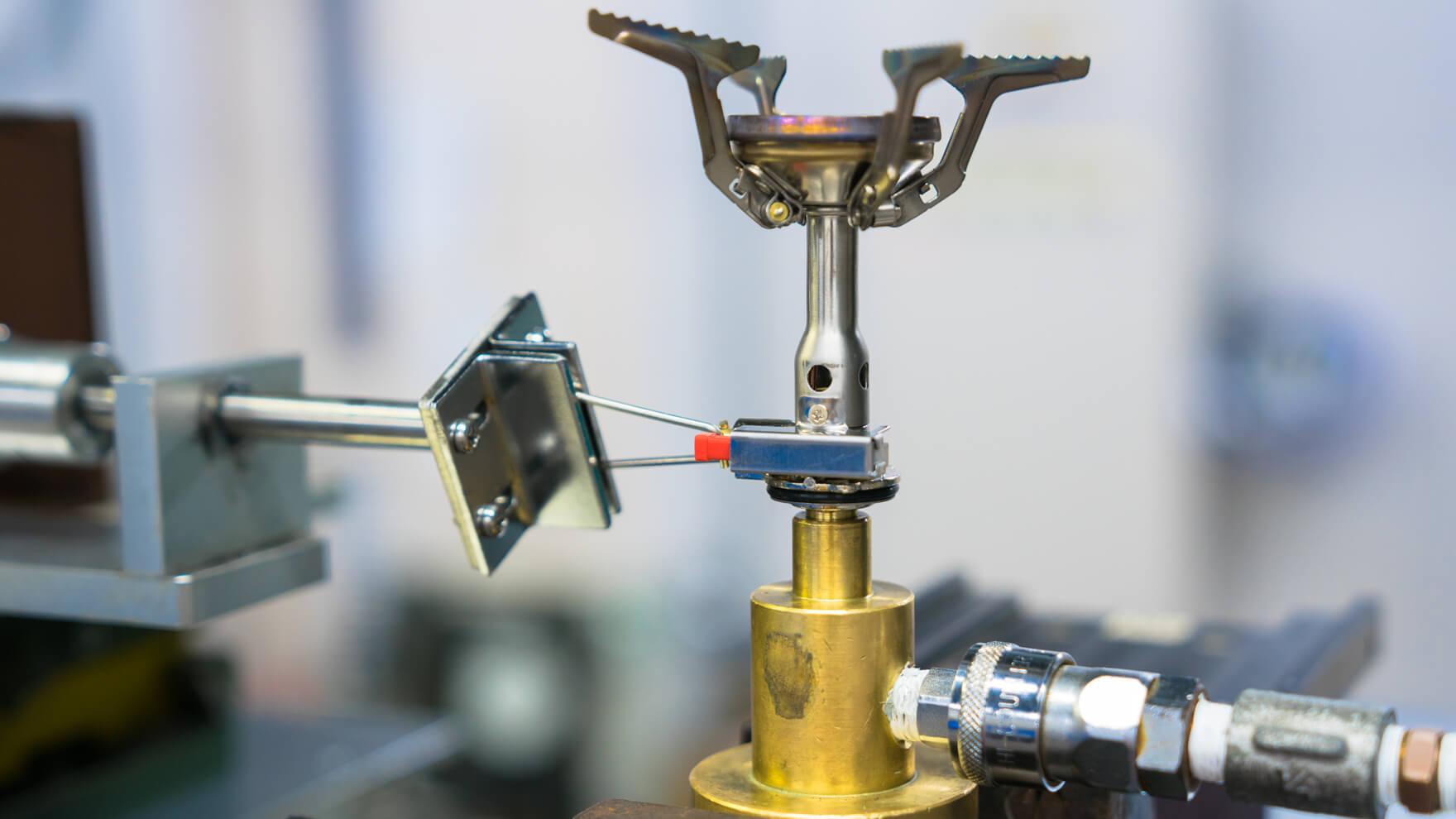 ガスストーブの発売前検査が想像以上にガチだった。~日本ガス機器検査協会 東京検査所見学~