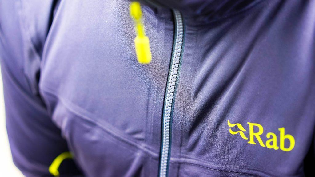"""First Look:2017シーズン最注目""""レインウェア"""" Rab(ラブ)Kinetic Plus Jacket(キネティックプラスジャケット)"""