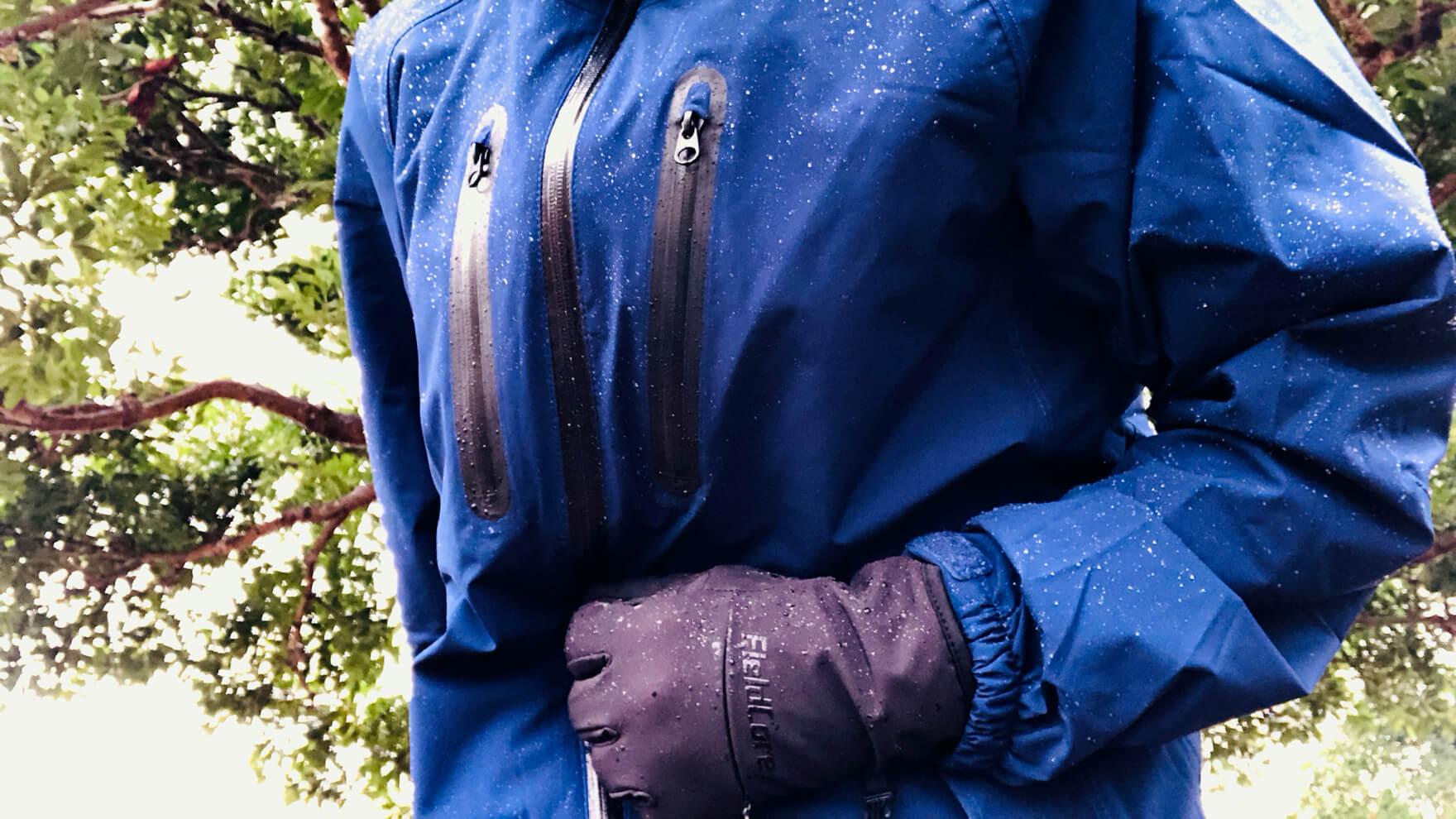 アンバサダーがワークマンの秋冬新作をチェック!【2】 冬の山歩きに使えそうな冬用レインウェアを試してみた