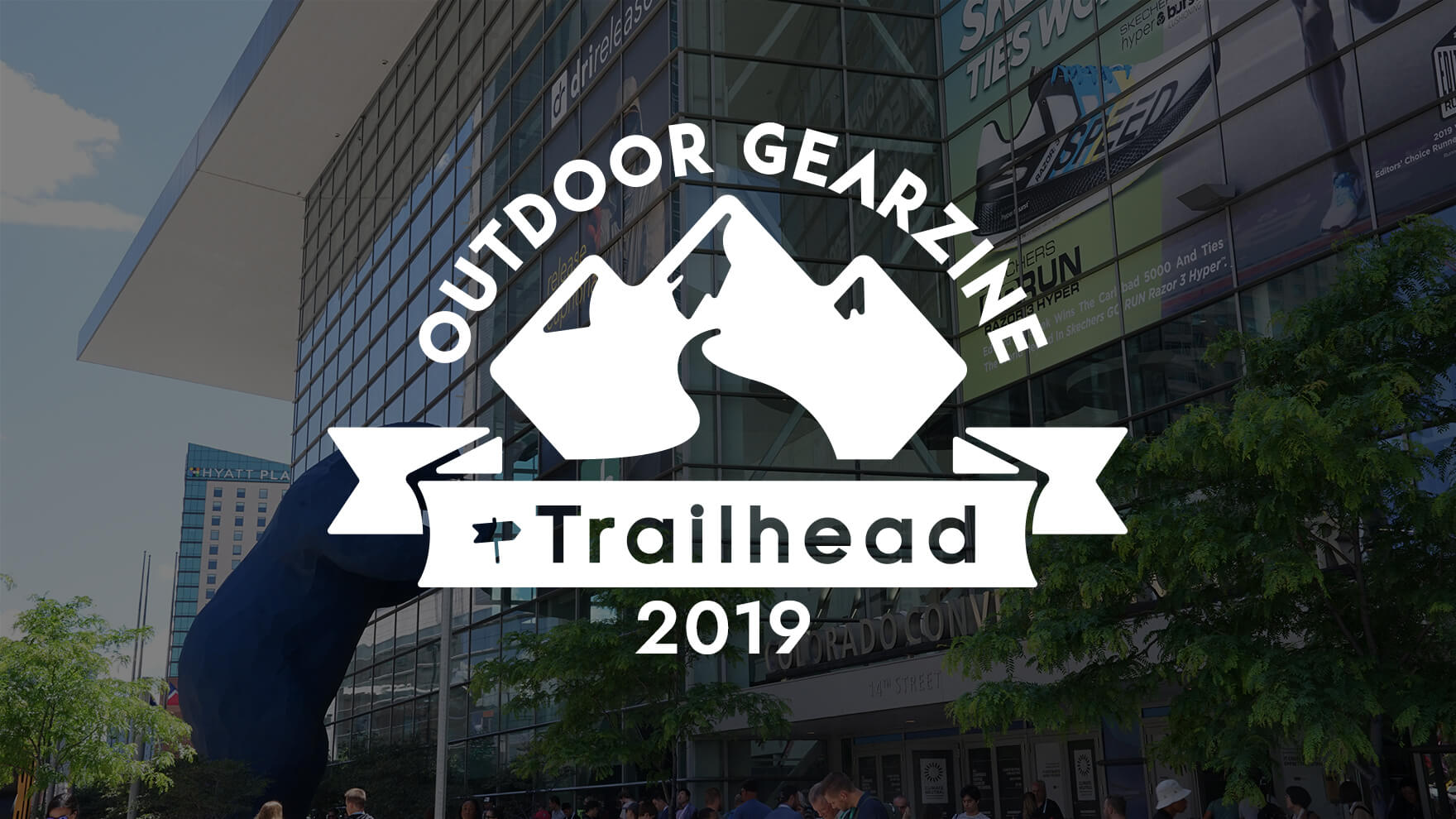 "Outdoor Gearzine 5周年イベント ""Outdoor Gearzine Trailhead 2019"" 開催のお知らせ!"