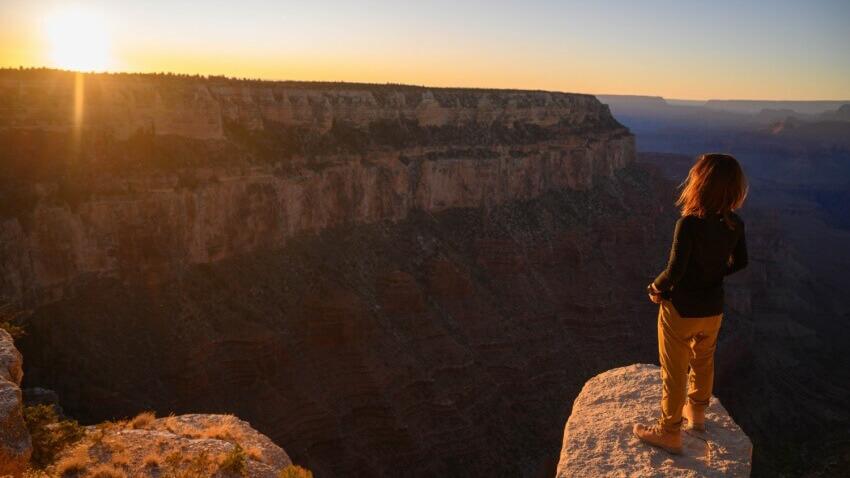 歩かずに死ねるか!アメリカ国立公園への旅(4)グランドキャニオン国立公園おすすめハイキング