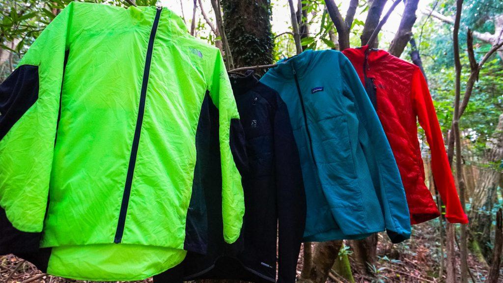 比較インプレ:ランニングスタイルから考える、冬ランにぴったりな防寒ランニングジャケット