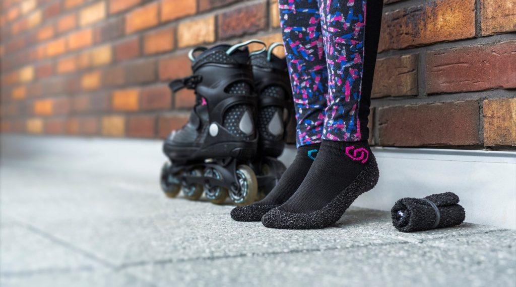 Review:SKINNERS(スキナーズ)ソックスシューズ ハードトレッカーとジョガーに朗報!開放感と自然を味わえる新感覚の靴?靴下?がお目見え