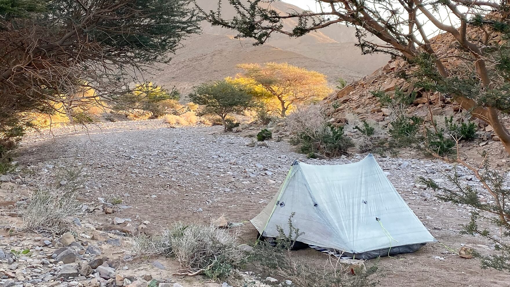 Review:ZPacks Duplex Tent 2人用ながら驚異の550g! 超軽量・コンパクト・堅牢さを兼ね備えたウルトラライト・テントの傑作